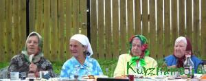 Праздник в деревне Абабково Пречисто-Каменского сельского поселения