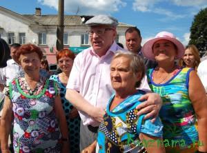 В Кувшинове побывал с визитом лидер ЛДПР