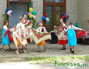28 июня заовражцы отметили День своего поселения