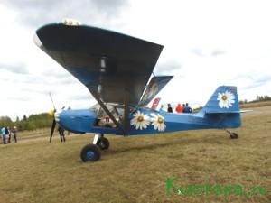 Тверской  областной аэроклуб ДОСААФ России «Авиатор» организовал полеты над городом