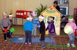 4 сентября в детском саду № 2 состоялась встреча детей с сотрудниками МЧС России по Тверской области