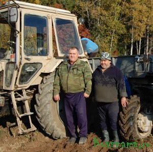 В ООО «Баховка» есть люди, для которых сельское хозяйство – уже не работа, а вся жизнь