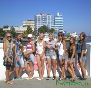 30 ребят из Кувшиновского района отдыхнули в Крыму
