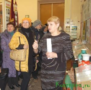 22 октября наш город принимал ветеранов из Торжка и Торжокского района