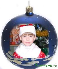 Артем:  - Я написал Деду Морозу, что хочу в подарок планшет.