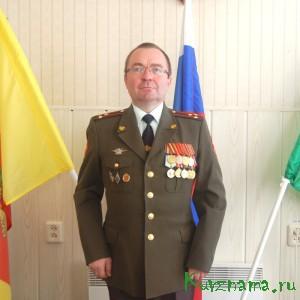 Как минимум, два раза в год – на 23 февраля и 9 мая – глава администрации Кувшиновского района М.С. Аваев надевает свою военную форму