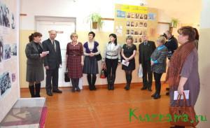Торжокские журналисты  в Прямухине