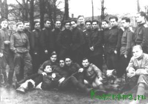Герой Советского Союза  - Д. В. ЕРМАКОВ