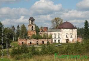 Успенский монастырь (Могилёвка)