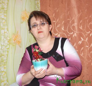 Марина Павлушко