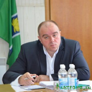 14 апреля состоялось совещание главы Кувшиновского района  И. Аввакумова с главами сельских поселений