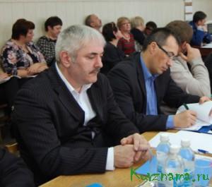 Собрание депутатов Кувшиновского района V созыва