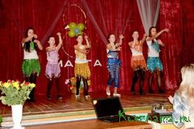 Праздничный концерт в Заовражье, посвященный Международному женскому дню 8 Марта
