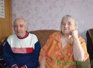 Семья Птюшкиных - Евгений Артемьевич и Любовь Спиридоновна