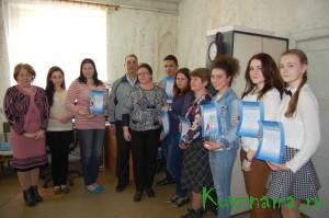 29 апреля в редакции газеты «Знамя» были подведены итоги конкурса фотографий «Память внуков»