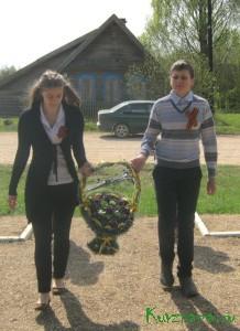 Большекузнечковское  сельское поселение 9 мая