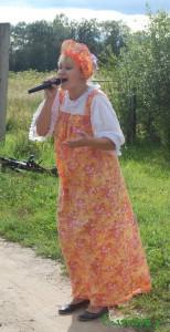Праздник Ильин день в селе Васильково