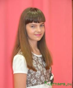 Ольга Морякова из танцевального ансамбля «Непоседы»