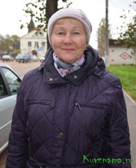 Н.О. Иванова, работница на ж/д
