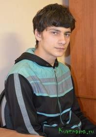 Павел Петров, студент техникума