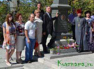 Делегация благотворительного Фонда «Имени сестры милосердия Екатерины Бакуниной» совершила поездку в Севастополь