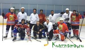 Кувшиновский «Бумажник» в НХЛ Тверской области