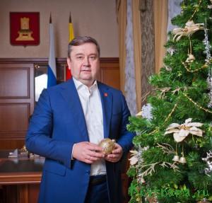 А. В. Шевелев, губернатор Тверской области