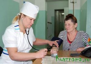 Медицинская сестра Ольга Кириллова