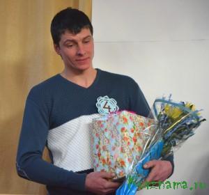 Обладатель приза зрительских симпатий  Н. Журавлев