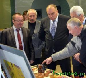 Глава района Игорь Аввакумов
