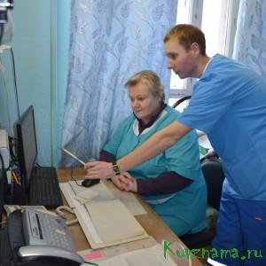 На станции скорой медицинской помощи Кувшиновской ЦРБ введена система диспетчеризации