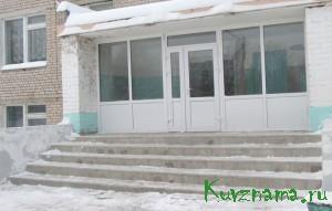 Прямухинская школа с 2014 года включена в программу «Доступная среда»
