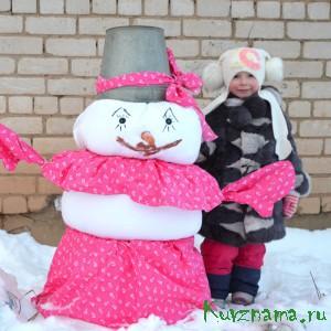 Зима — любимая пора многих кувшиновцев