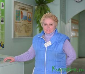 Дежурный администратор  Г. Иванова (КСОШ №1) на посту