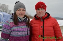 Яна Котик  и Екатерина Веселова