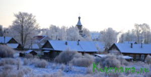 Красота зимнего города