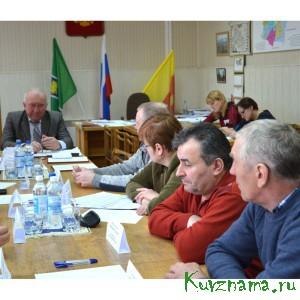 Министр сельского хозяйства Тверской области Павел Мигулев побывал с рабочей поездкой в Кувшиновском районе