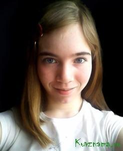 Ирина Лобазенкова, ученица 9 класса КСОШ № 2