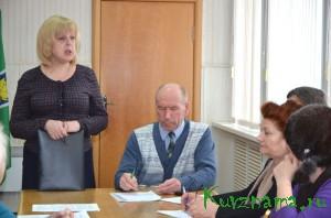 Главный врач ГБУЗ «Кувшиновская ЦРБ» М.Ю. Смирнова