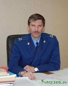 Прокурор района Ф.А. Гасанов