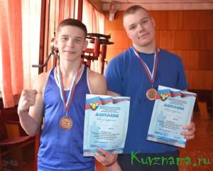 Егор Еремеев и Александр Смирнов