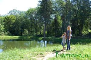 Живописные Бакунинские пруды – прекрасное место для отдыха(с. Прямухино)