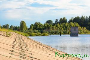 Негочанское водохранилище (г. Кувшиново)