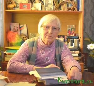 Лидия Петровна Козлова