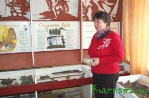 В Заовражской школе есть музей