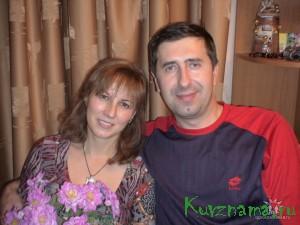 Марина и Александр Фатеевы