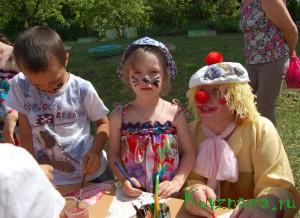 Летний лагерь при Заовражской школе