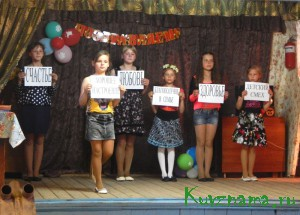 Богато талантами село Тысяцкое!