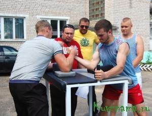 Дмитрий Куров не позволит нарушить правила борьбы