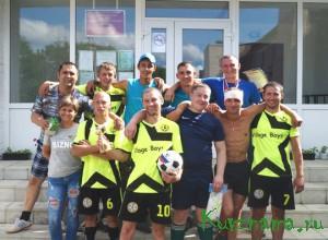 Победитель - команда Могилевского сельского поселения